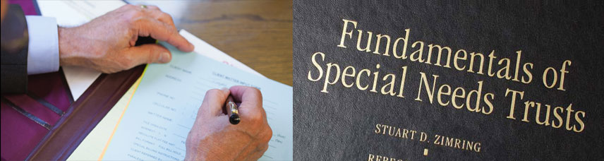 Fundamentals of Special Needs Trusts by Stuart D. Zimring